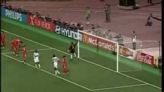 TURKEY SENEGAL 1_4 FINAL WORLD CUP 2002