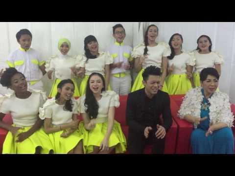 Backstage Concert NOAH Aku Dan Bintang
