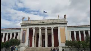 National archaeology Museum Greece ATHENS