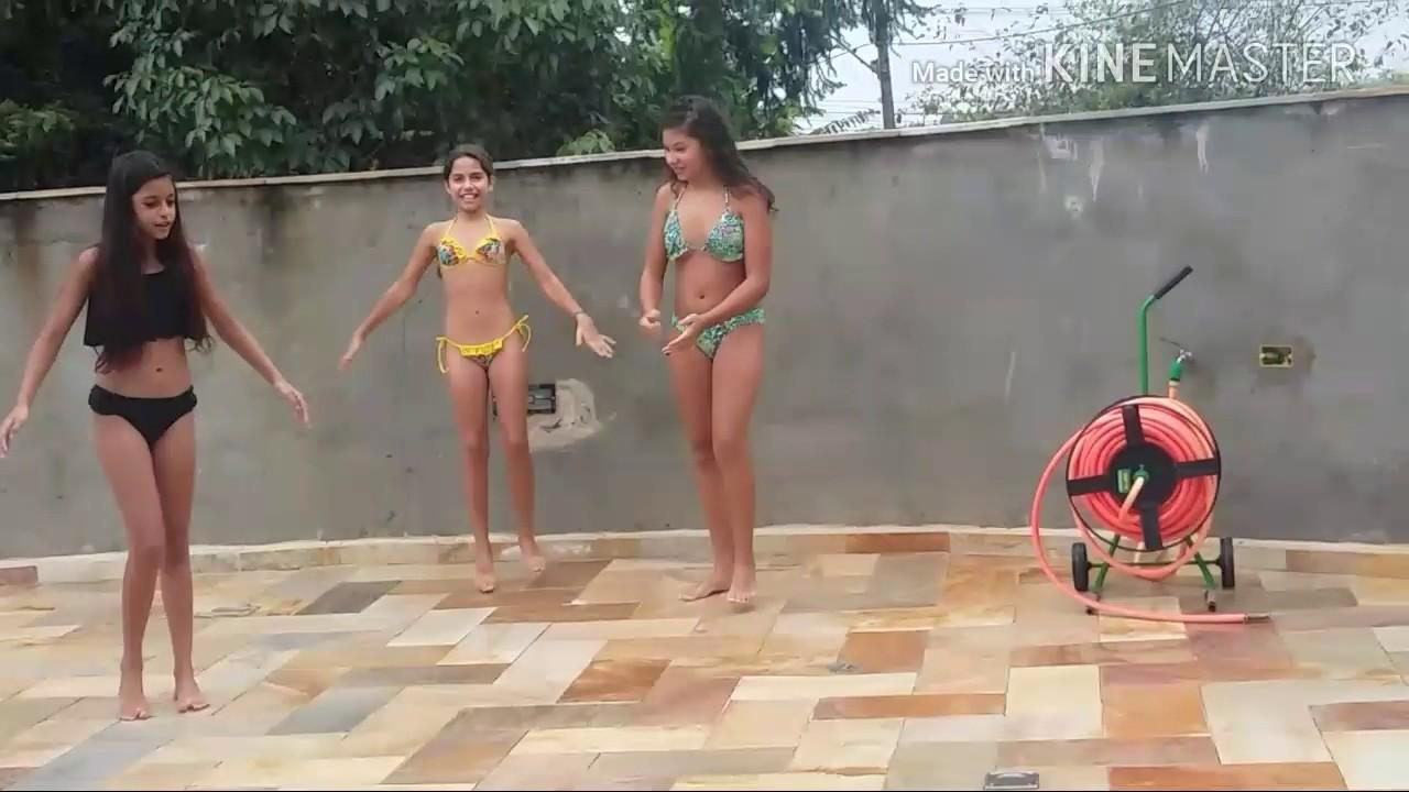 Desafio da piscina GT45 Desafio da yoga challenge GT45