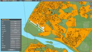 dcs huey navigation part 2 using the adf for any base and general navigation