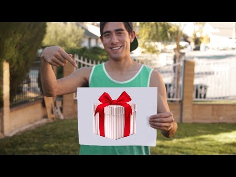Merry Christmas Present Surprise Magic By Zach King Collection, New BEST Magic Tricks Ever Show