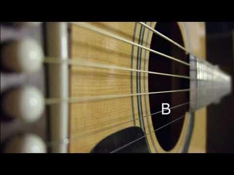 เทียบเสียง ตั้งสายกีต้าร์โปร่ง คีย์มาตรฐาน จูนเนอร์ (Guitar Tuner Standard Tuning E A D G B E