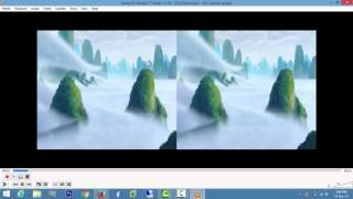 how to watch a 3d movie in 2d on vlc