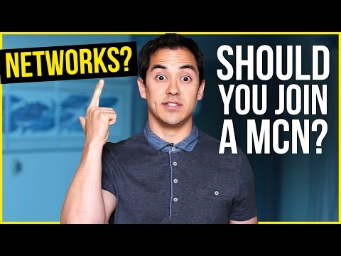 Should You Join A YouTube Network?
