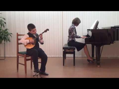 Cумерки — ноты для фортепиано