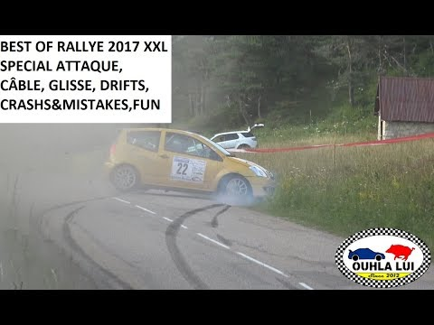 Best of rallyes 2017 XXL version longue by Ouhla lui