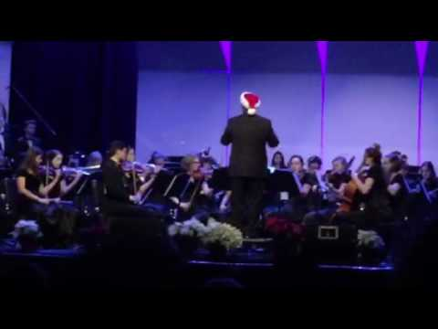 Red Mountain High School O Holy Night 2016