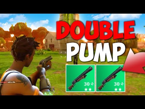 The Evolution Of Double Pump (Season 1- 4)