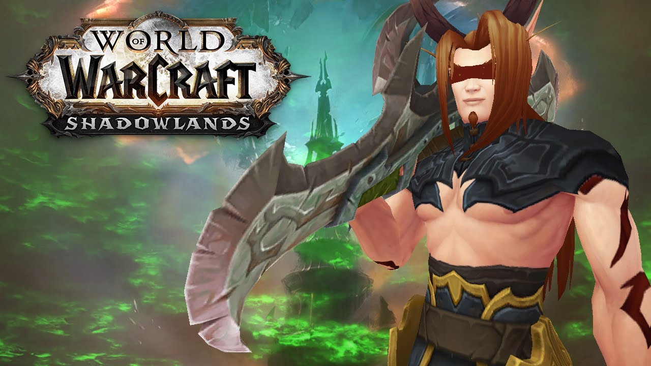 TORGHAST | Rachsucht Dämonenjäger Livestream Gameplay - WoW Shadowlands Beta | Fleischformung