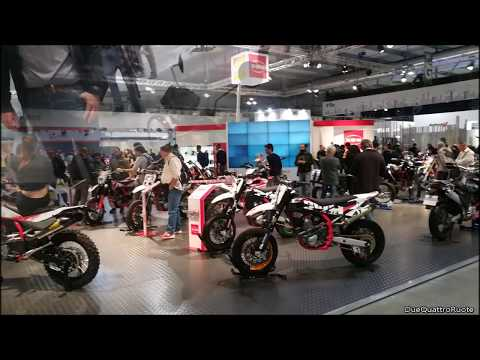 2018 Swm Range at Milan Eicma 2018