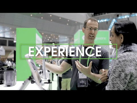 EXPERIENCE LiveWorx 2018
