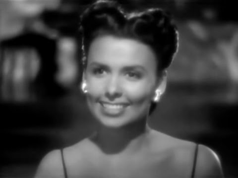 Two Girls and a Sailor 1944  ''Paper Doll''  Lena Horne【HD】