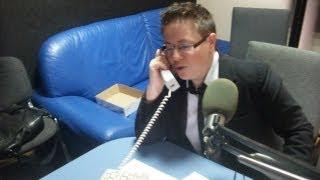 Женя Литвинкович на радио Европа +