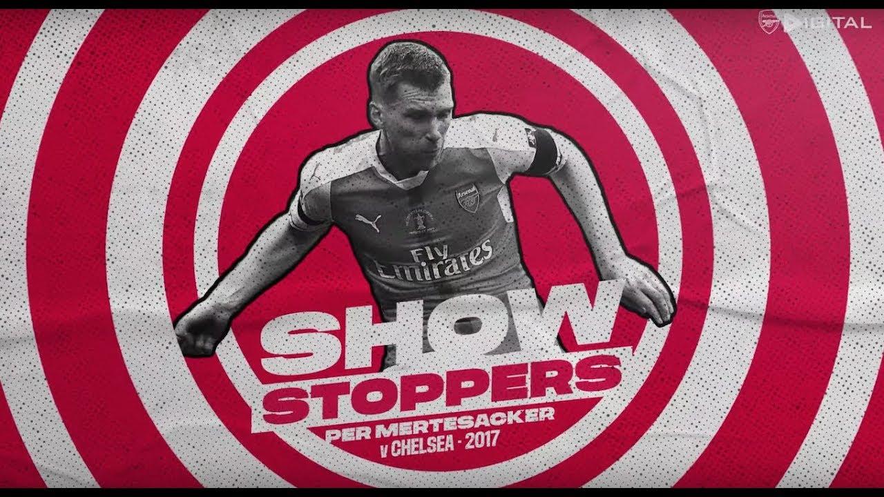 Per Mertesacker v Chelsea | Emirates FA Cup final | Showstoppers | Episode 4