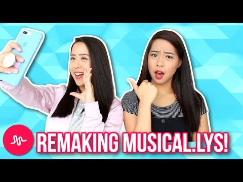 Thumbnail: MY TWIN REMAKES MY MUSICAL.LYS!