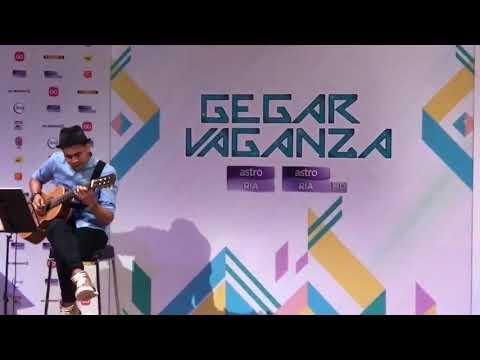 Liza Hanim @ Gegar Vaganza 2017 (Bertamu di Kalbu)