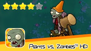 Plants vs  Zombies™ HD Adventure 2 Night 05 Walkthrough The zombies are coming! Recommend index five