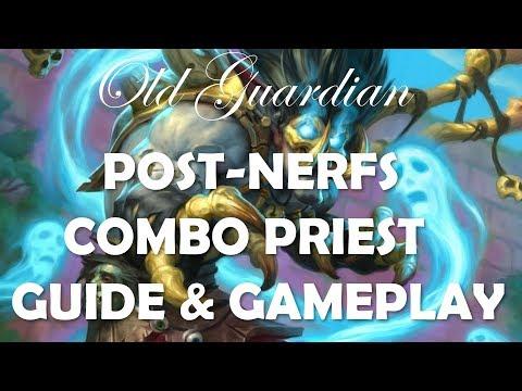 Combo Priest Deck Guide And Gameplay (Hearthstone Saviors Of Uldum Post-nerfs)