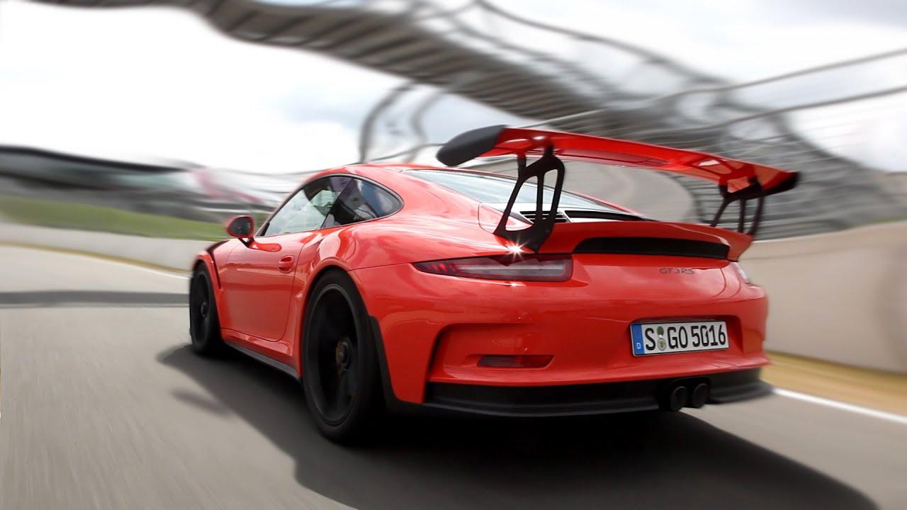 Porsche 911 gt3 rs review 2017 autocar - Porsche 911 Gt3 Rs 2016 Review On Racetrack