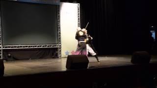2014 TSCC「台灣超級COSPLAY慶典」 2012日本冠軍 霜月紫與海都KAITO表演