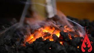 Blacksmithing - My forge