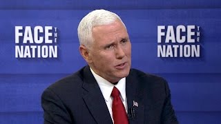 Pence says Trump looks forward to results of inquiry into Russian election meddling