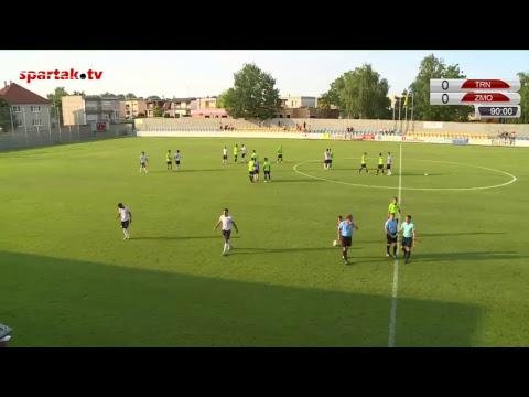 Live stream FC Spartak Trnava - FC ViOn Zlaté Moravce