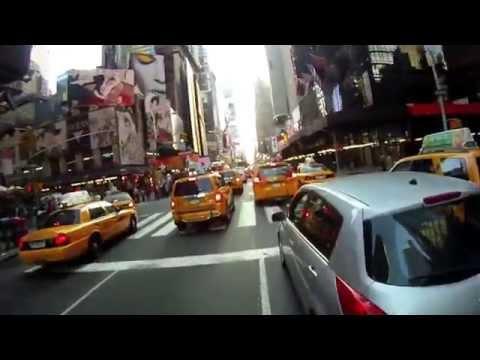 Gopro, Manhattan-NYC Bike Ride