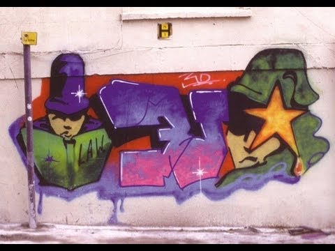 Bombin' - 1987 Documentary About British Graffiti and Hip-Hop Culture