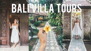 Gambar cover TWO BALI VILLA TOURS: SEMINYAK & UBUD