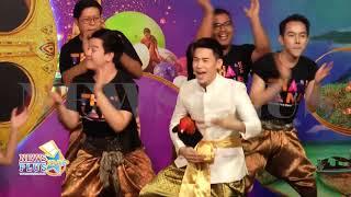 โมสต์ วิศรุต งานแถลงข่าวเทศกาลภาพยนตร์ต่างประเทศที่ถ่ายทำในประเทศไทย ครั้งที่ 6