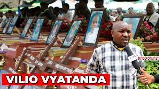 Habari Mbaya WATOTO 10 Wameuwawa na Kukatwa Sehemu Za Siri Mkoani Njombe