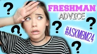 FRESHMAN ADVICE || Back-to-School 2014 Thumbnail