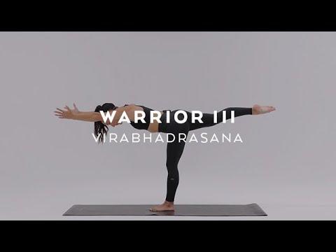 How to do Warrior III | Virabhadrasana III Tutorial with Briohny Smyth