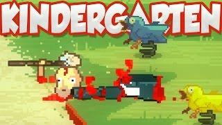Kindergarten - The Explosive Janitor!? - Jerome's Quest - Kindergarten Gameplay Highlights