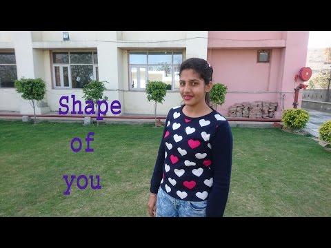 Shape Of You   Dance Cover  
