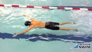 Swim Drill: Dead Man