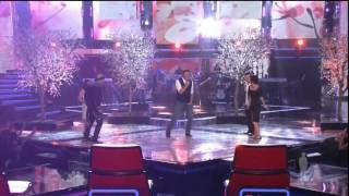 The Voice - This Love by Team Blake
