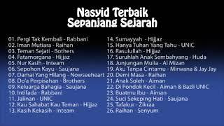 Kumpulan Nasyid islami termerdu sepanjak sejarah - Raihan, Hijaz, Rabbani, Uniq dan lainya