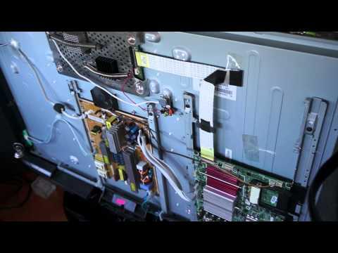how to fix white screen sony bravia model kdl-37s4000