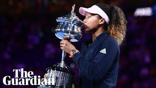 Naomi Osaka's journey from world No 72 to Australian Open champion