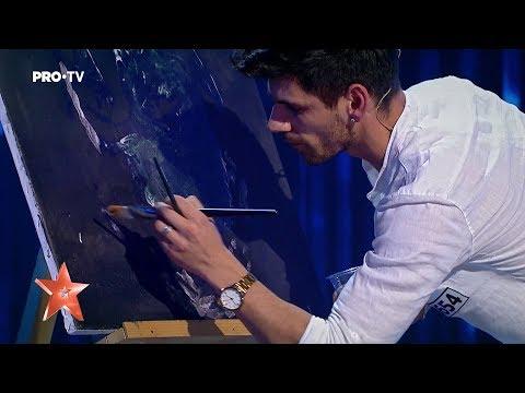Românii au talent 2020: Florin Vechiu