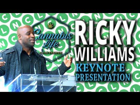 Ricky Williams Keynote Presentation