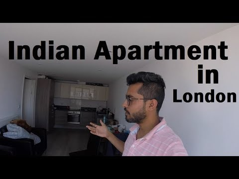 HOW INDIANS LIVE IN LONDON?