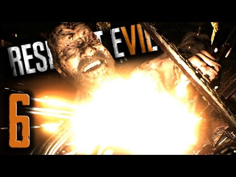 Resident Evil 7 - Part 6 | Chainsaw Battle | Shotgun Puzzle | Repair Kit