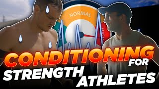 Conditioning Training for Weightlifting