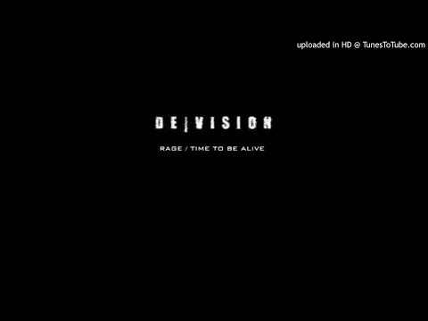 De/Vision - Rage [Extended Club Version]