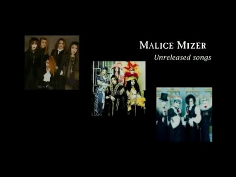 Malice Mizer - Unreleased songs (Compilation) (New Edition)