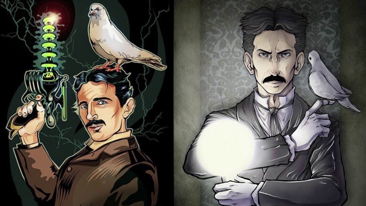 Nikola Tesla - Bird Brains
